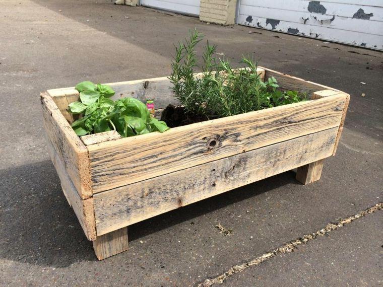 Costruire Mobili Con Pallet : Divani e mobili da giardino con i pallet idee riciclo creativo