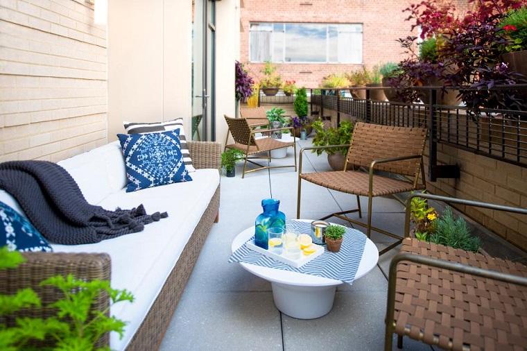 mobili da esterno design moderno