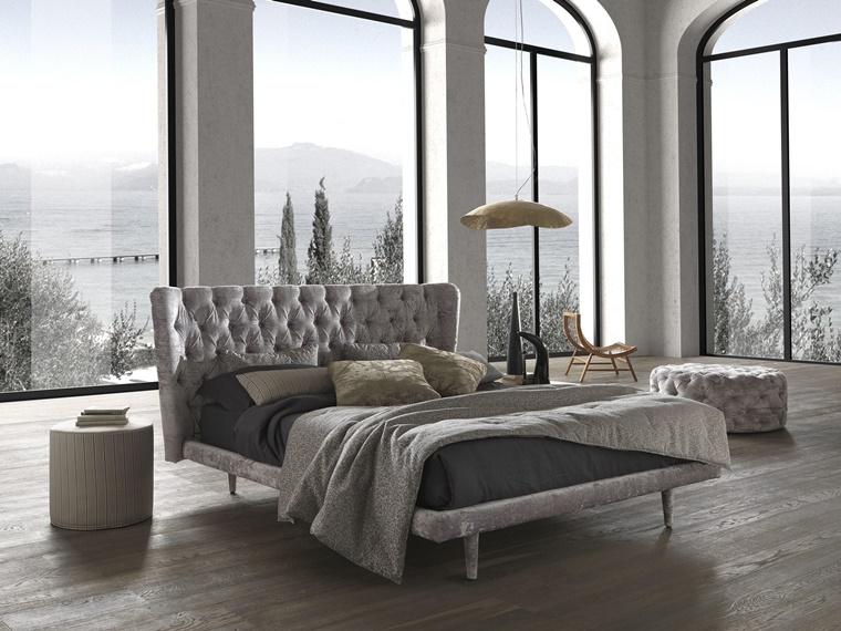mobili moderni design particolare ambiente minimal