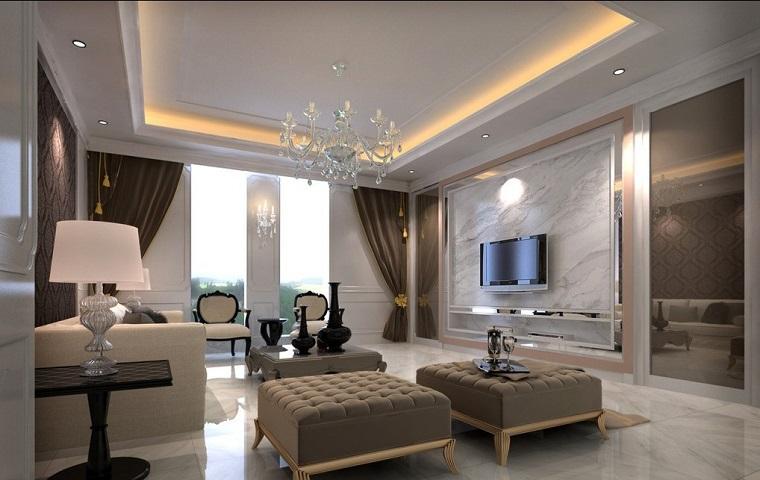 Salotto Moderno Elegante : Mobili soggiorno: idee design colori e tanto altro ancora