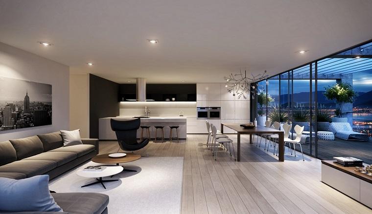 Mobili soggiorno moderni proposte per arredamenti all for Grandi magazzini arredamento