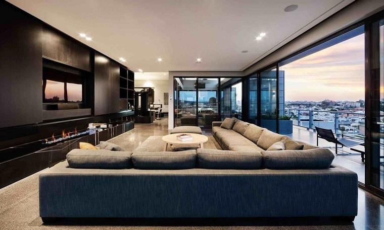 Mobili Soggiorno Angolari : Mobili soggiorno moderni proposte per arredamenti all avanguardia
