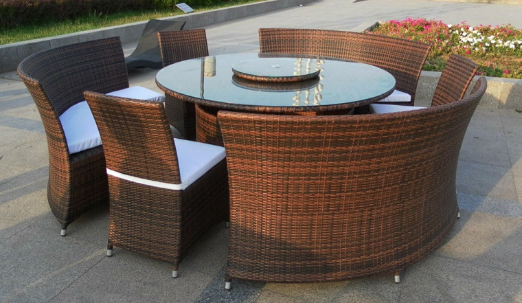 outdoor come allestire il terrazzo in modo confortevole ed originale. Black Bedroom Furniture Sets. Home Design Ideas