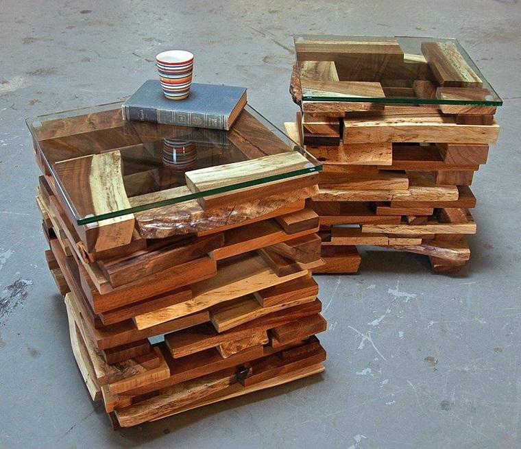 Tavolini Pallet : Tavolo con pallet riciclo creativo fai da te dei bancali