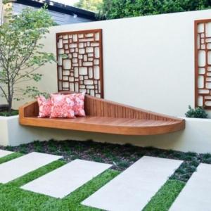 Panchine da giardino - personalizzare al meglio gli spazi verdi