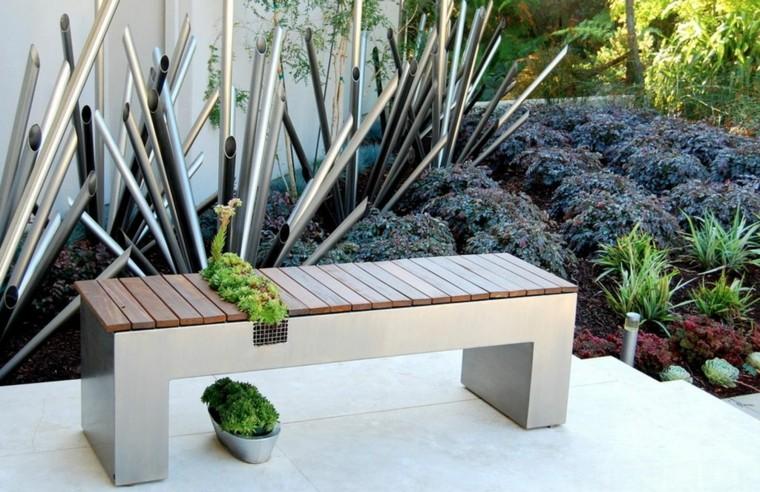 Panchine Da Giardino Colorate.Panchine Da Giardino Personalizzare Al Meglio Gli Spazi Verdi