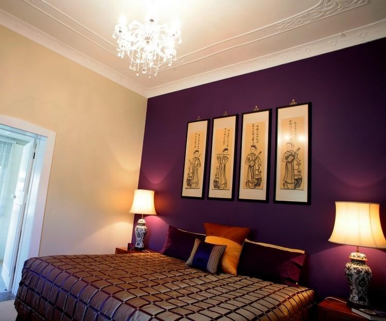 Idee Per Dipingere La Camera Da Letto : Pareti idee per dipingere la camera matrimoniale in modo