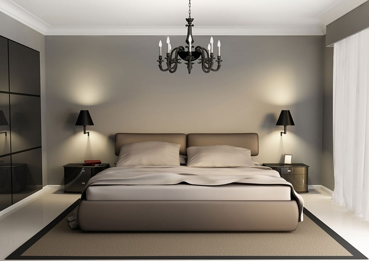 Stunning Pareti Camera Da Letto Moderna Pictures - House Design ...
