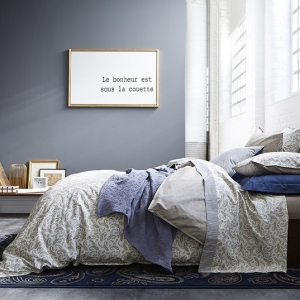 Arredare la camera da letto di design speciale in stili differenti