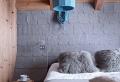 Pareti grigie per la camera da letto con 34 sfumature a cui ispirarsi