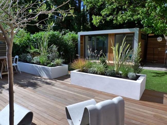 Ufficio In Giardino : Giardini moderni idee suggestive per progettarli al meglio