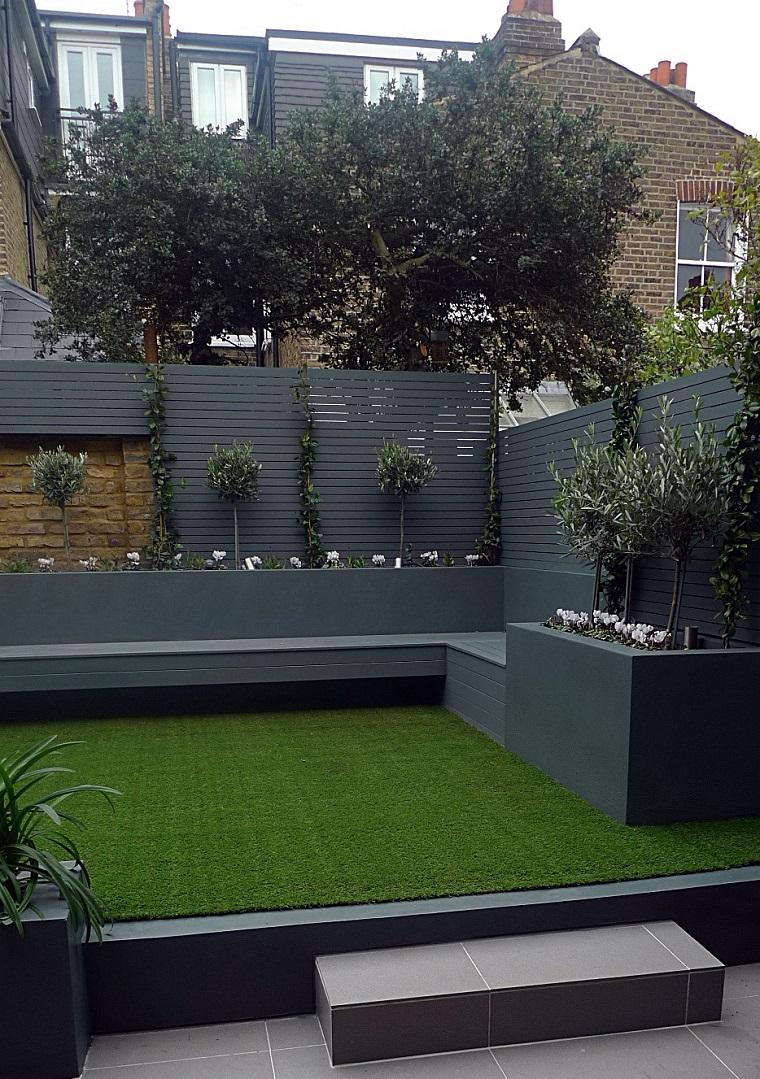 Staccionata Bianca In Legno recinzione giardino: spunti per creare un outdoor con stile