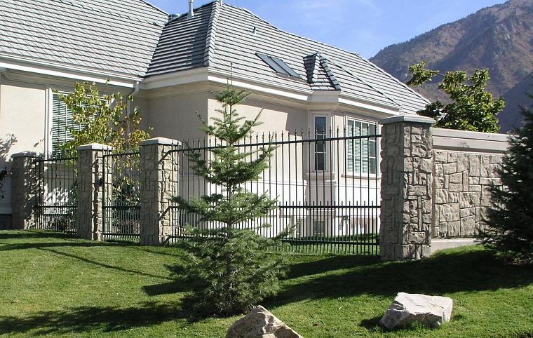 Recinzioni Per Giardino Casa.Recinzione Giardino Spunti Per Creare Un Outdoor Con Stile Ed