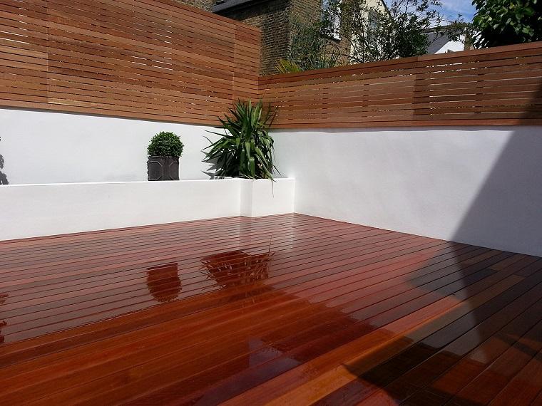 recinzione giardino design elegante raffinato