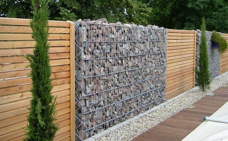 Recinzioni Per Giardino In Legno.Recinzione Giardino Spunti Per Creare Un Outdoor Con Stile Ed