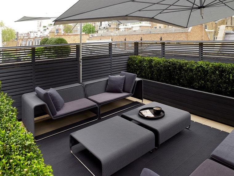 Recinzione giardino spunti per creare un outdoor con - Recinzione piscina legno ...