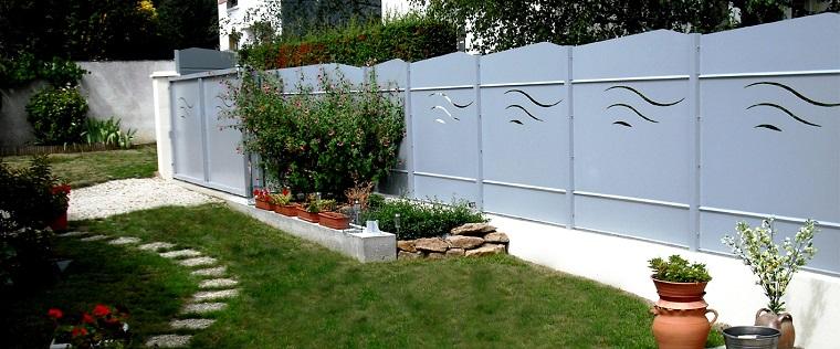 Recinzioni Per Giardino In Cemento.Recinzione Giardino Spunti Per Creare Un Outdoor Con Stile Ed