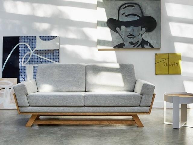 Arredamento salotto tutte le novit di design e stili moderni - Decorazioni moderne pareti ...