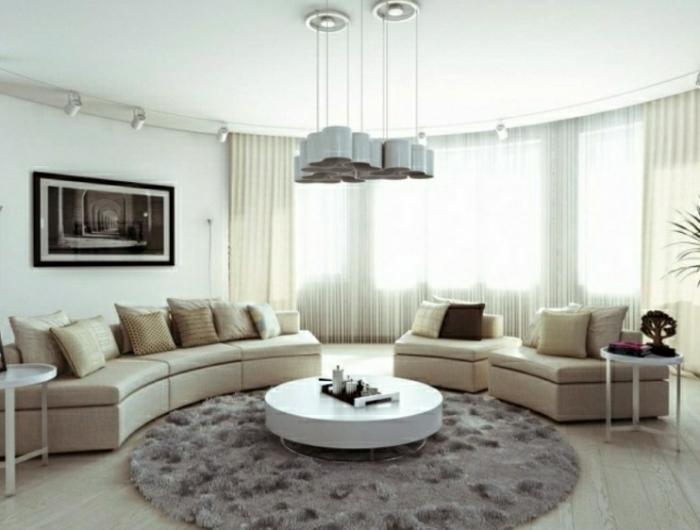 Foto salotti moderni arredati finest the most stylish for Foto salotti moderni arredati