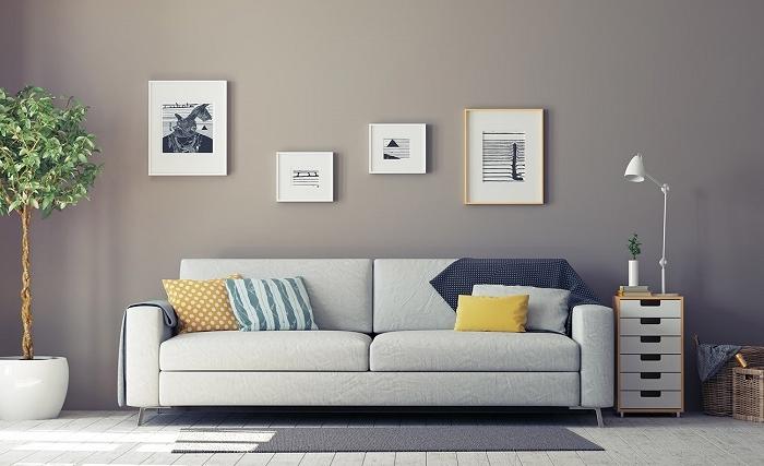 Arredare salotto in stile moderno con idee e suggerimenti di design ...