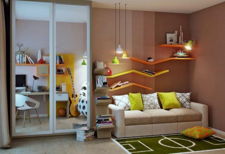 soluzioni salvaspazio idea mozzafiato spazio piccolo
