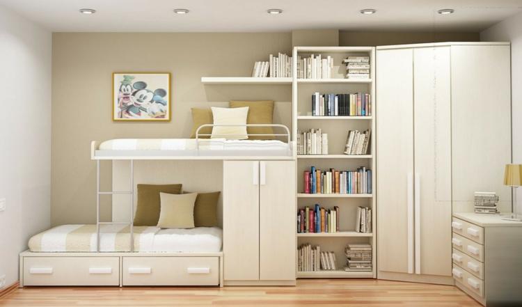 soluzioni salvaspazio idea originale spazio piccolo