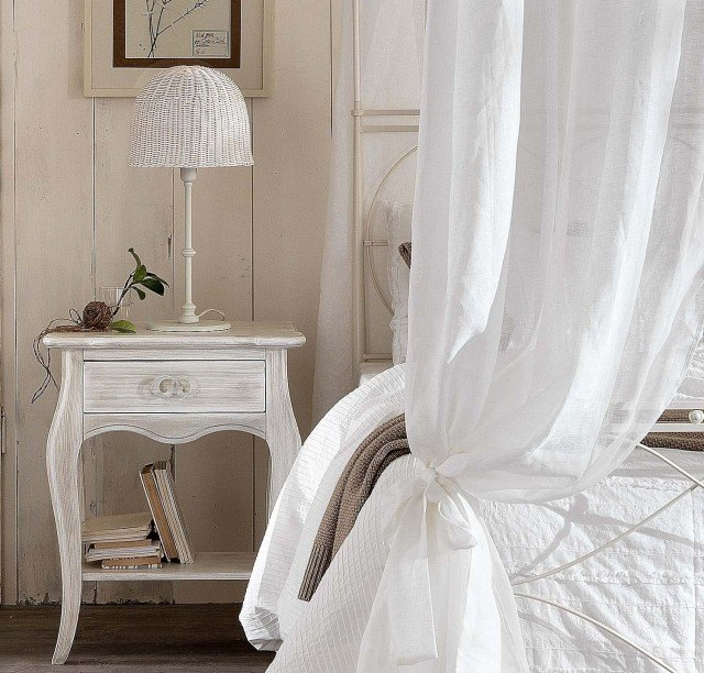 Camere da letto shabby chic interpretare il passato in for Decorare stanza shabby chic