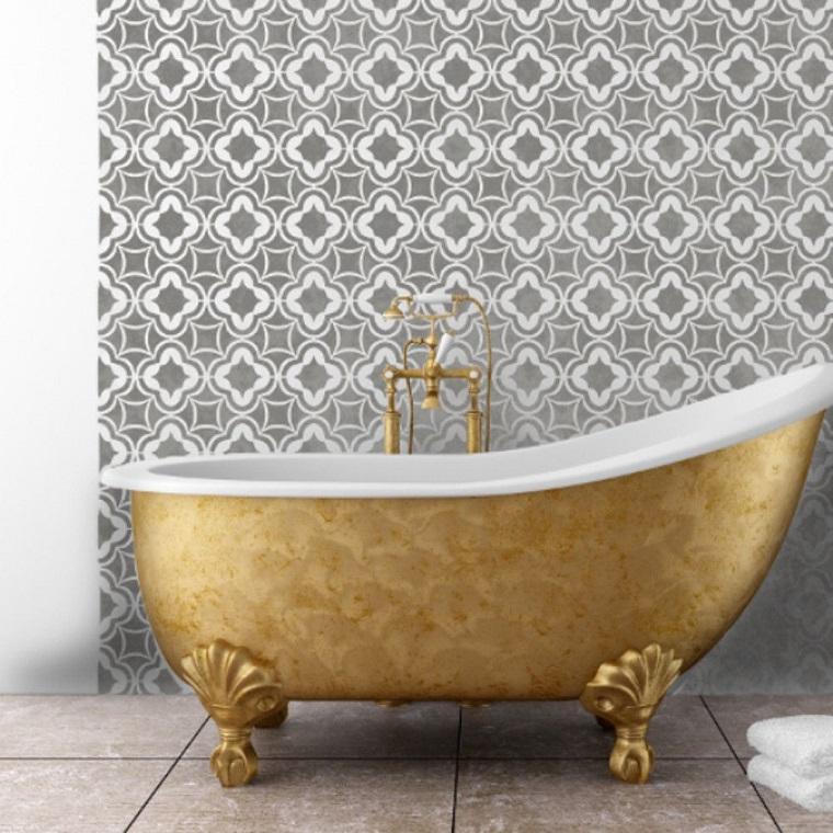 Arredamento etnico tante proposte suggestive in stile marocchino - Bagno arredamento piastrelle ...