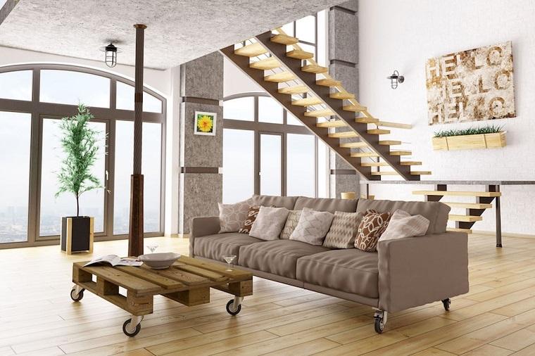 Riciclare pallet per realizzare mobili originali in stile for Mobili wooden art