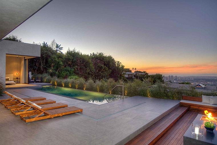 Arredare il terrazzo con mobili moderni per un outdoor da sogno - Pavimento per terrazzo ...