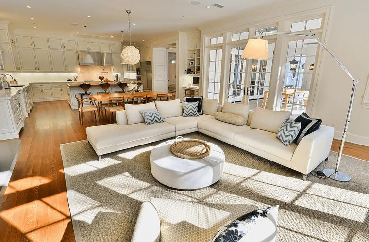Open space arredamento il nuovo concetto per un - Arredamento casa 2017 ...