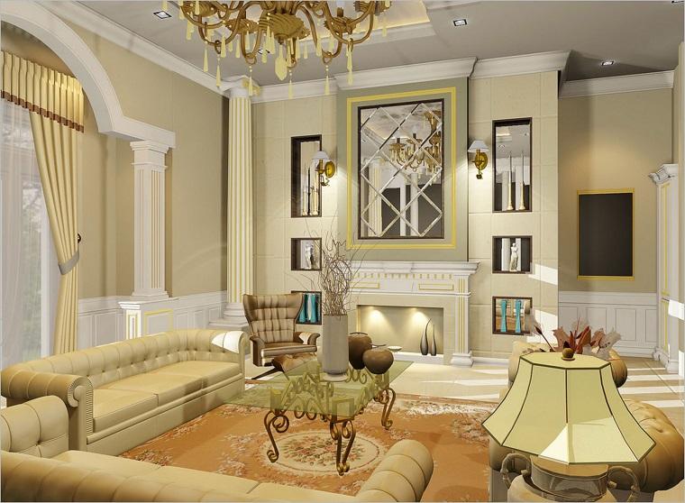 Arredamento classico per tutta la casa tante proposte in for Arredamento lussuoso