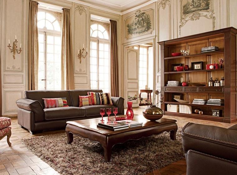 Arredamento classico per tutta la casa tante proposte in for Arredamento studio casa classico