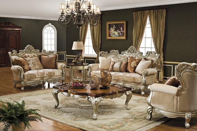 Arredamento classico moderno ispirazioni per ogni for Arredamento stile classico moderno