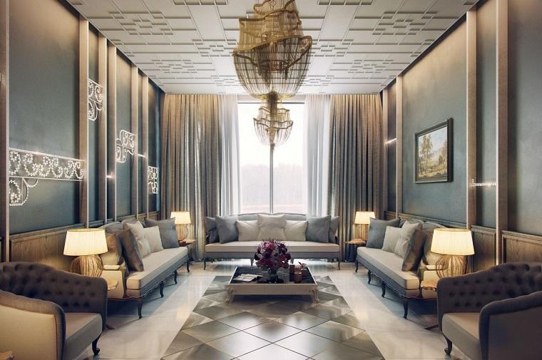 Arredamento classico moderno ispirazioni per ogni for Arredamento della casa