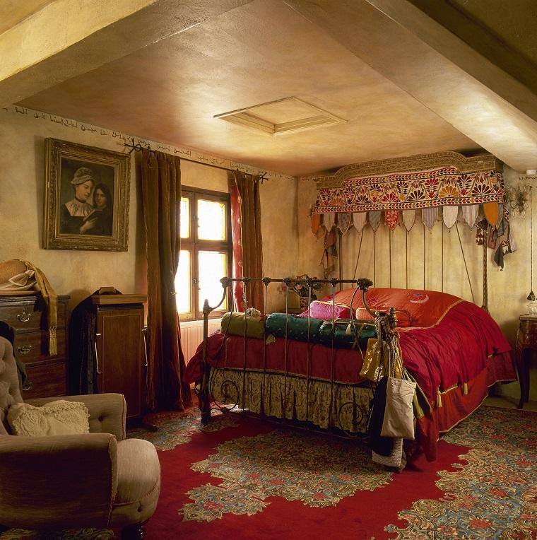 Camere da letto etniche letto etnico tabanan camera da letto etnica giunco pertinente camera da - Passione italiana camera da letto ...