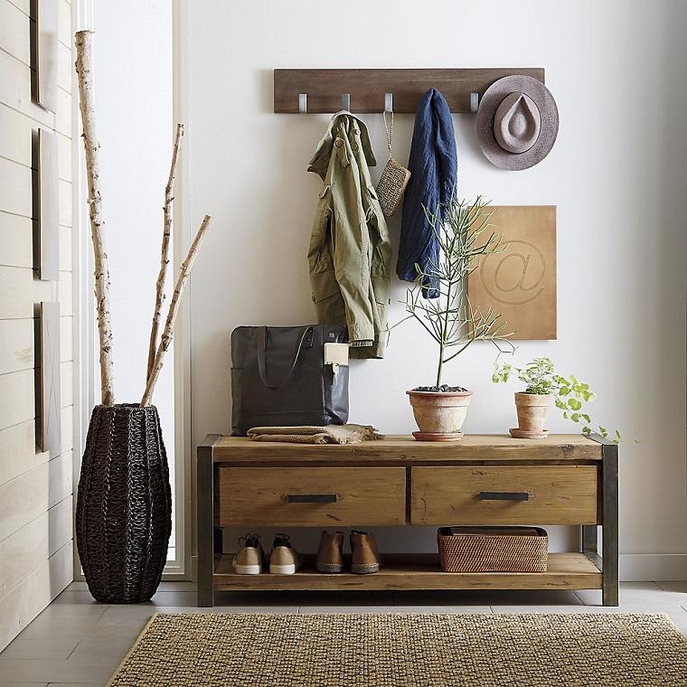 Arredamento ingresso funzionalit e design al primo posto for Interior decorators mobile al