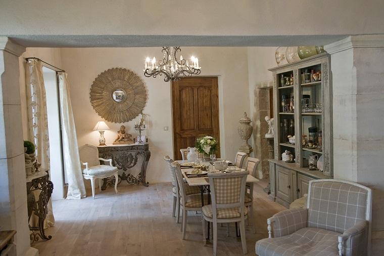 Arredamento provenzale come conferire all 39 intera casa un - Arredamento soggiorno stile provenzale ...