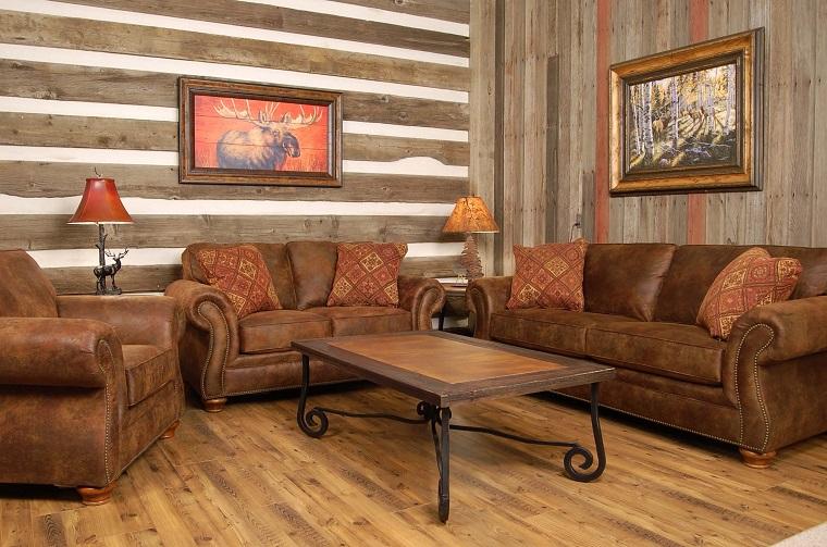 Arredamento rustico: 24 idee calde ed accoglienti per ogni stanza ...