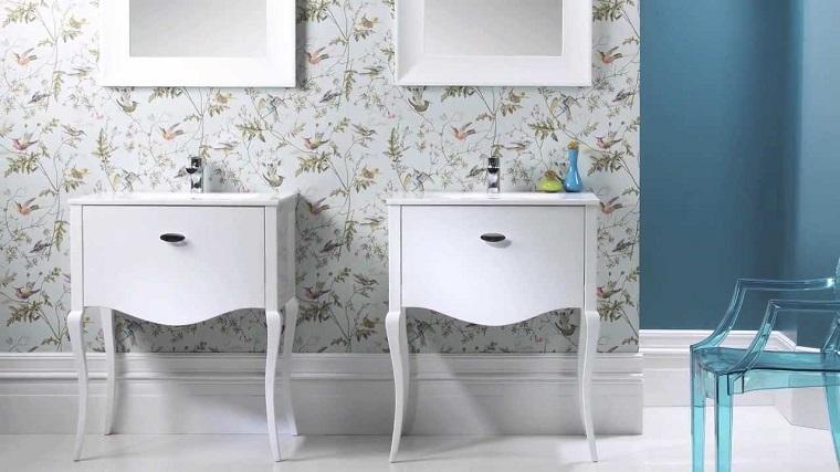 Arredamento provenzale come conferire all 39 intera casa un - Mobile bagno stile provenzale ...