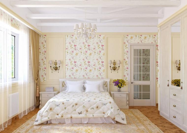 Arredamento stile provenzale lo spirito della provenza in casa vostra - Camere da letto stile provenzale ...