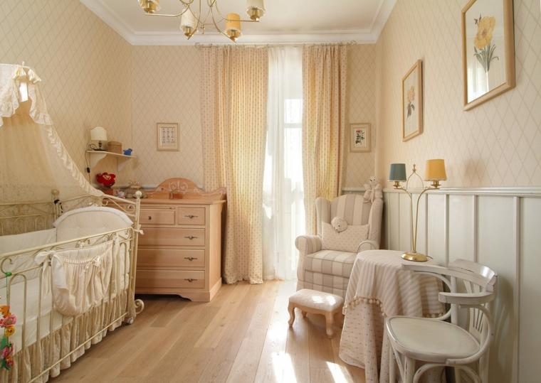 Arredamento stile provenzale lo spirito della provenza in - Arredamento cameretta neonato ...