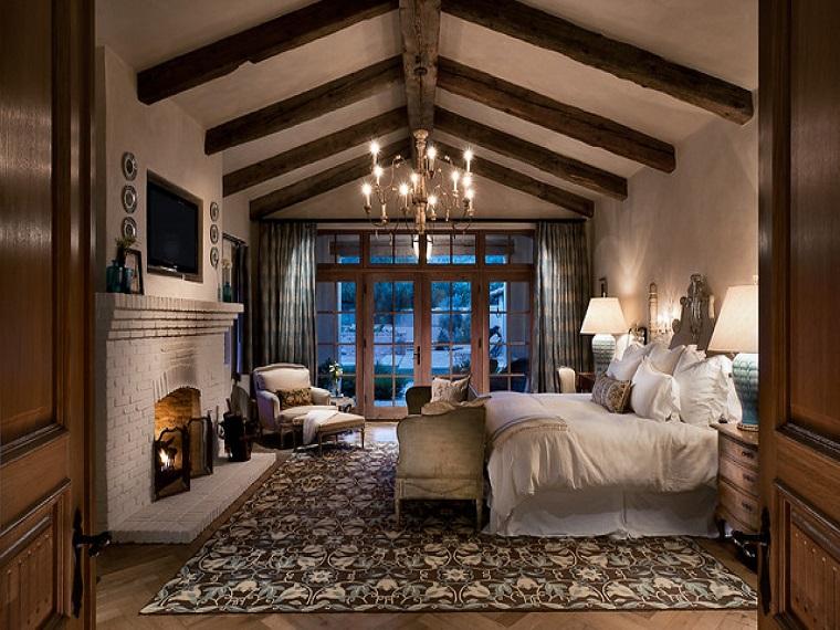 Camera da letto country: tanti suggerimenti per un ambiente ...