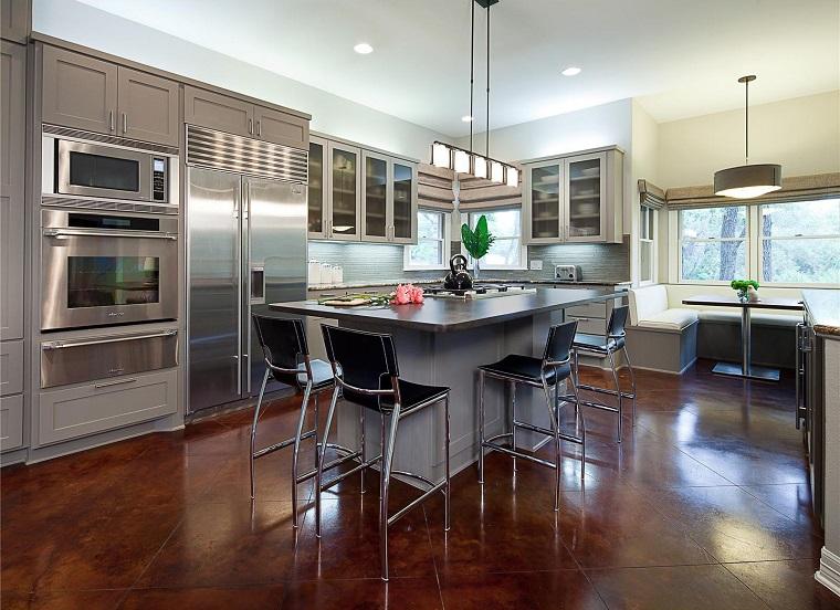 arredare casa particolare cucina design