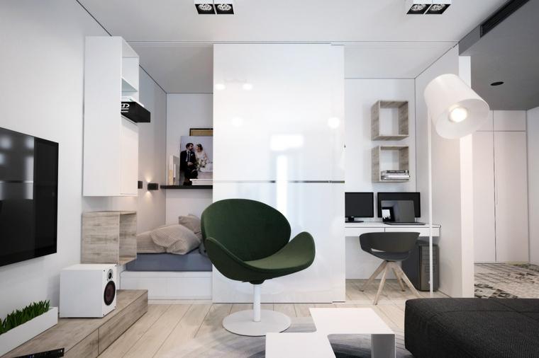 Arredare casa piccola 23 suggerimenti da sogno for Arredamento case da sogno interior design