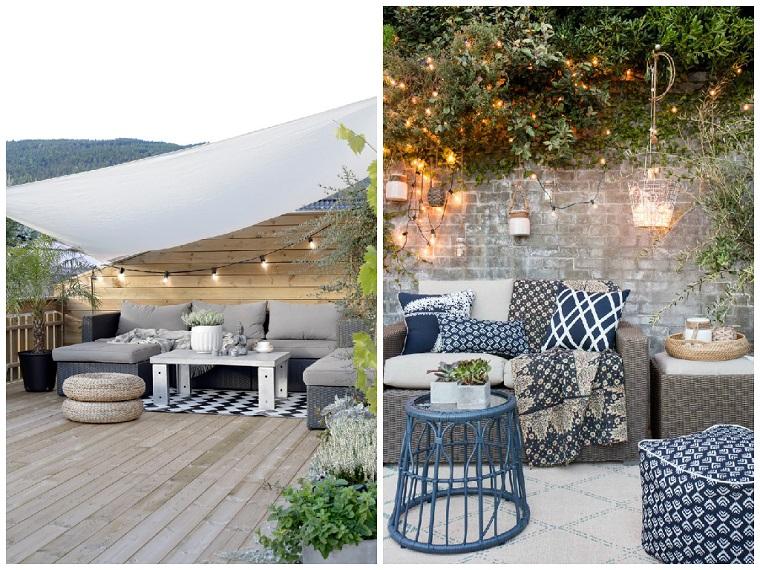 Emejing idee arredo terrazzo ideas design trends 2017 - Arredo terrazzo idee ...
