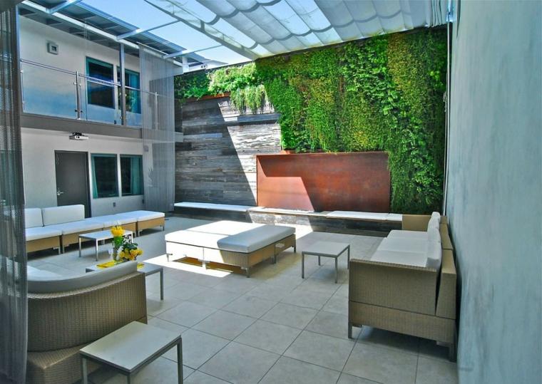 arredare terrazzo suggerimento particolare angolo outdoor