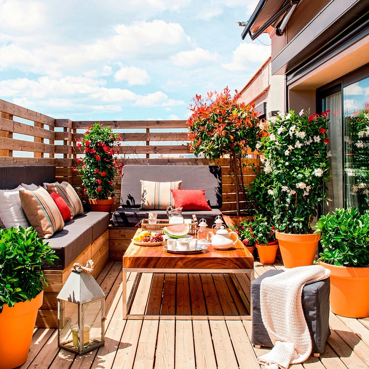 Best Arredare Un Terrazzo Images - Idee Arredamento Casa & Interior ...