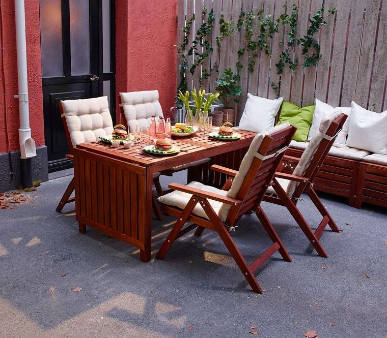 Arredare un terrazzo di design e creare un angolo davvero chic ...