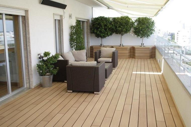 Beautiful Come Attrezzare Un Terrazzo Ideas - Design and Ideas ...
